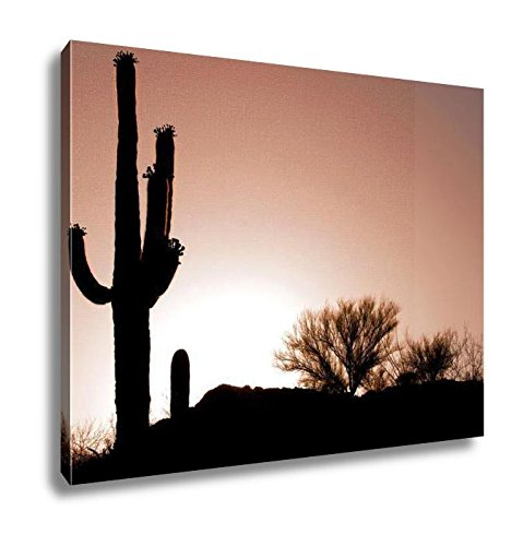 Ashley Canvas Desert Sunset, Wall Art Home Decor, Ready to Hang, Color, 16x20, AG6553396