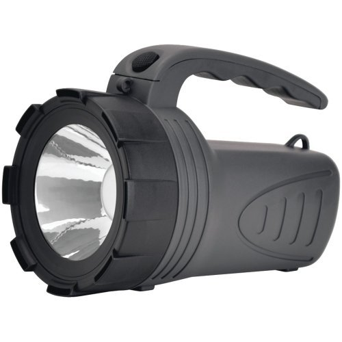 Flashlight Led Watt Lantern 1 (1 - 1-Watt Rechargeable Spotlight, 90 lumens, 1W white LED bulb , CYC-RL1W)
