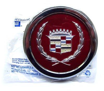 The Parts Place Cadillac OEM Center Cap Emblem