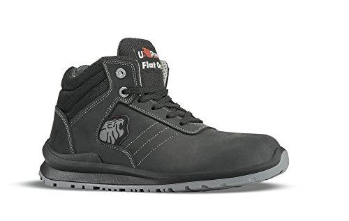 UPOWER , Chaussures de sécurité pour homme noir Schwarz