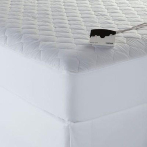 Cannon Heated Quilted Deluxe Mattress Pad - Full Size