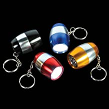 LED Torch Light Key Chain (various colors)