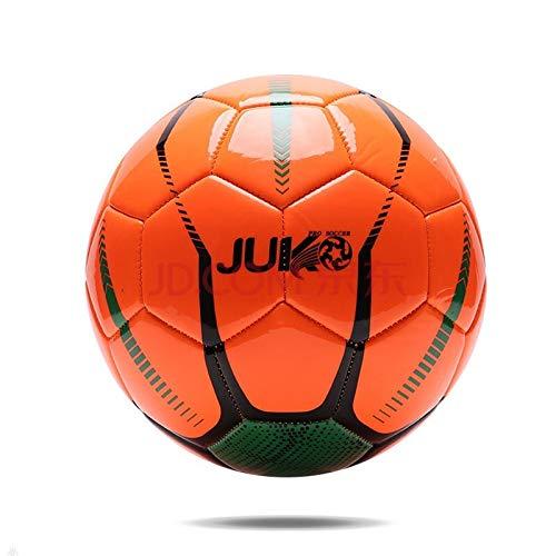 Balón de fútbol Fútbol Modificado para Requisitos Particulares TPU Colorido Balón De Fútbol del Tamaño 5 para Entrenar