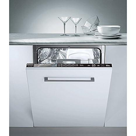Candy CDIM 6120 PR Totalmente integrado 16cubiertos A+ lavavajilla ...