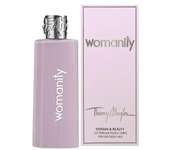 lait pour le corps womanity
