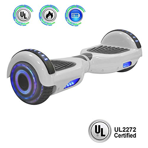 "NHT 6.5"" Hoverboard Electric Self Balancing Scooter Sidelights"