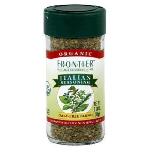 FRONTIER HERB SSNNG ITALIAN ORG, 0.64 OZ by Frontier Herb