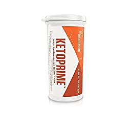 KetoPrime Nootropic with Vitamin C, Vitamin B12, OOA, 30 Count, Bulletproof Ketogenic Multivitamin Supplement for Energy…