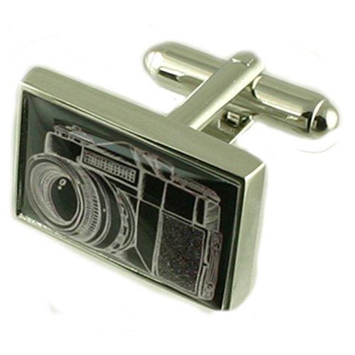 La photographie reflex Caméra noir manchette avec poche