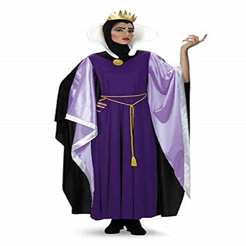 Cheap Villain Costumes (Std Size Women (12-14) - Disneys TM Snow White  EVIL Queen)