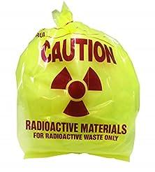 Radioactive Waste Disposal Bags, 3 Mil T...