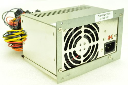 New 480W Nickel Coating Power Supply with special designed mounting bracket is guaranteed to replace your Hp Compaq DC7800 Convertible Minitower Business PC.