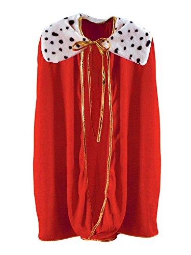 Kid's King/Queen Robe (Ermine Robe)