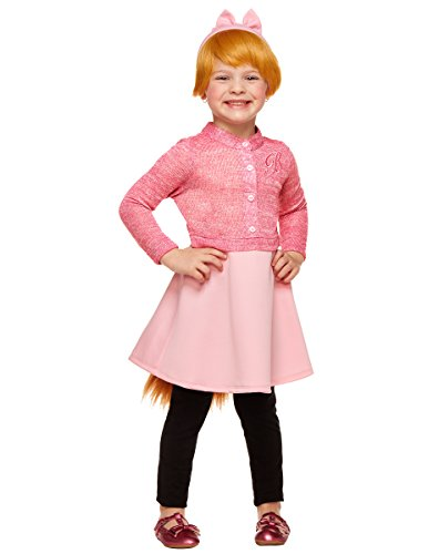 Spirit Halloween Toddler Brittany Costume - Alvin and The Chipmunks