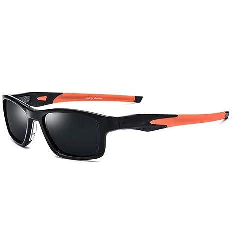 WSW UV400 Naranja Deportes Al Aire Libre con Gafas De Sol ...