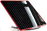 Solaris POP - Plug & Play 160 Watt Solar Panel, Portable and Do It Yourself (Red)