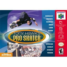 Tony Hawk's Pro Skater by Crave Entertainment