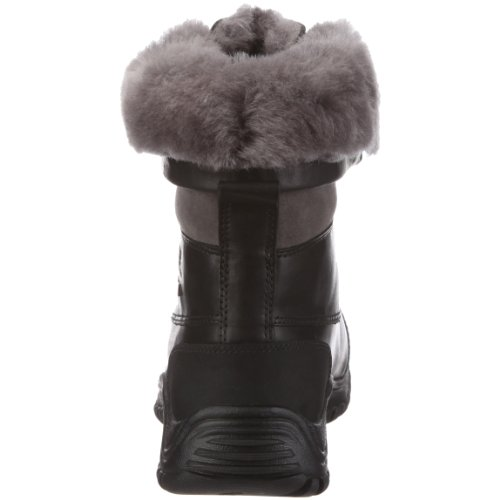 UGG Adirondack Boot II Scarpe a collo alto, Donna, Nero (Black/Grey), 39.5