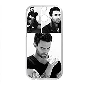Distinctive handsome mature man Cell Phone Case for HTC One M8