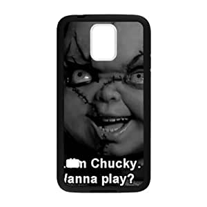 SKCASE Cover Case for Samsung Galaxy S6 Child's Play Chucky Doll
