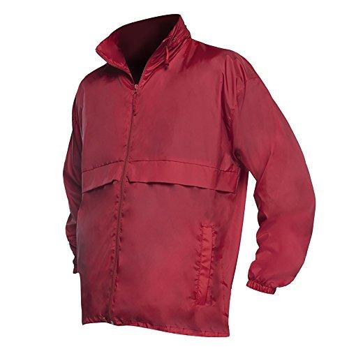 Sols Giacca Surf Rosso Antivento Leggera rwTrP7pq