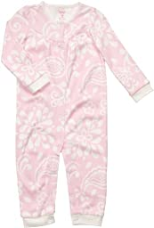 Carter\'s Infant Long Sleeve One Piece Fleece Print Coverall - Floral Patterns-18 Months