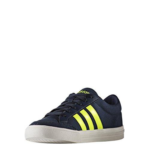 Adidas Vs Set K, Scarpe da Ginnastica Unisex – Bambini, Blu (Maruni/Amasol/Ftwbla), 32 EU