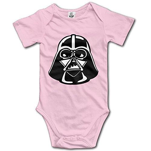 (Darth Vader Cute Kids Baby Bodysuit Romper Jumpsuit)