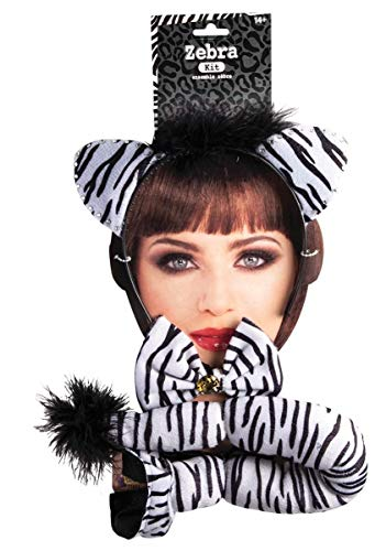 Forum Novelties Zebra Costume Kit 77631 -