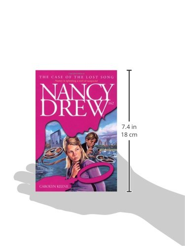 The Case of the Lost Song (Nancy Drew)