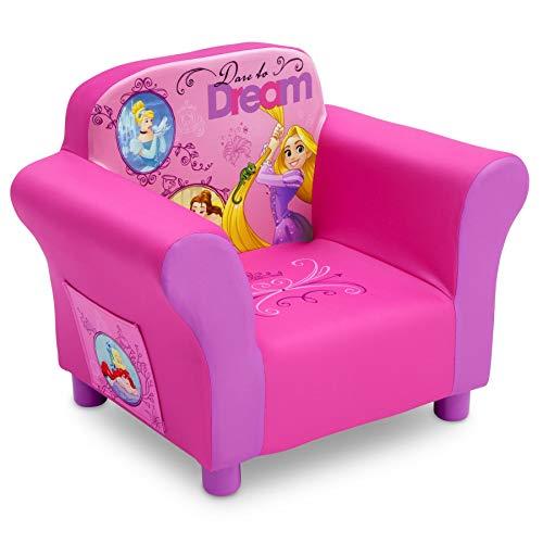 Delta Children Disney Princess Upholstered Chair ()