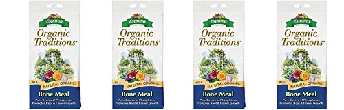 - Espoma BM10 Organic Traditions Bone Meal 4-12-0, 10 Pounds (4-Pack)