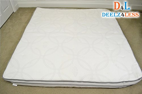 select-comfort-sleep-number-eastern-king-size-p5-5000-model-pillow-top-cover-duvet