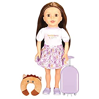 Bumbleberry Girls Travel Set - Paige
