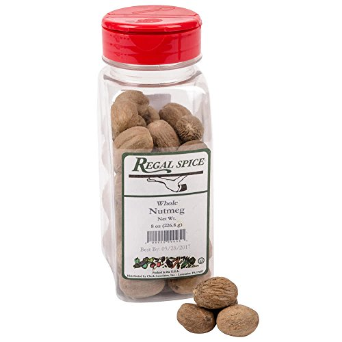 Whole Nutmeg - 8 oz. By TableTop King by TableTop King