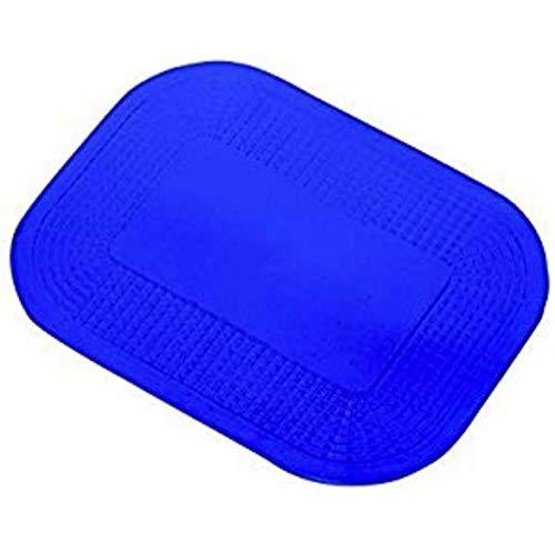 DycemPads & Activity Pads, Rectangle - Textured, Blue, 10