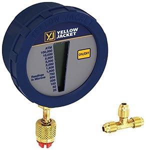 5. Yellow Jacket 69080 Digital LCD Vacuum Gauge