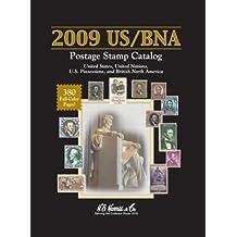 2009 US / BNA Postage Stamp Catalog (Us Bna Postage Stamp Catalog)