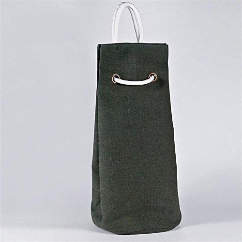 ALUK- Bundle de lazo del bolso de hombro hombres y las mujeres del baloncesto ocasional Maleta de Mano ( Color : Gris oscuro ) Army Green