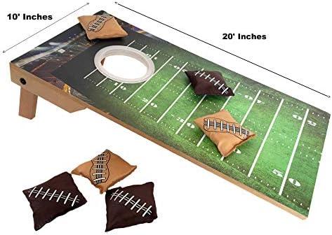 Puf de futbolín con luz LED para interiores y exteriores, diseño ...
