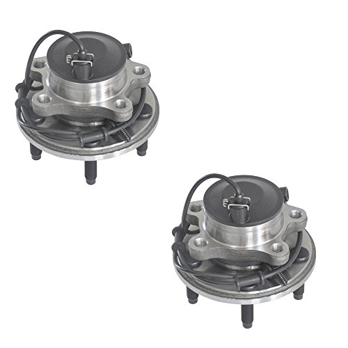 DRIVESTAR 513169X2 (Pair) New Front Wheel Hub Bearing for 00-08 JAGUAR S-TYPE 2WD RWD w/ ABS by DRIVESTAR