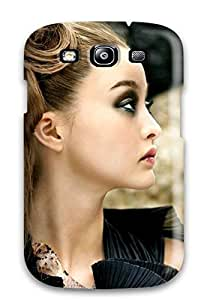 Hard Plastic Galaxy S3 Case Back Cover,hot Devon With Couture Hair Case At Perfect Diy
