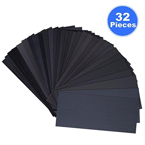1000 grit sandpaper roll - 7