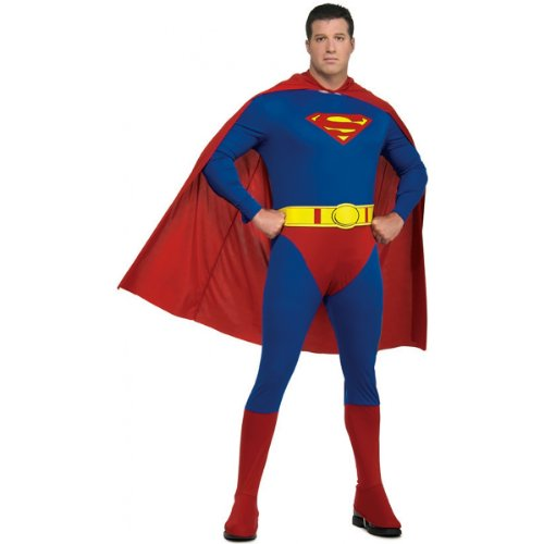 Rubie's Superman Adult Superhero Halloween Costume Plus