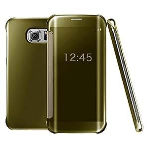 Para Samsung Galaxy, S7 caso Malloom Espejo De Luxe asunto tapa plástico