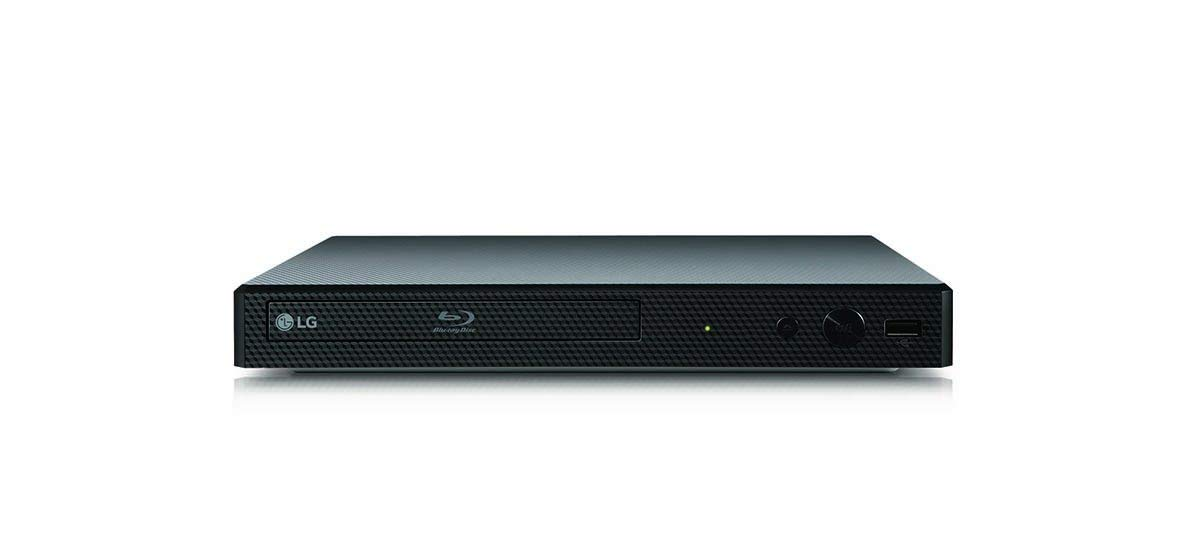 LG BPM25 Blu-Ray Disc Player w/ Streaming Services by LG