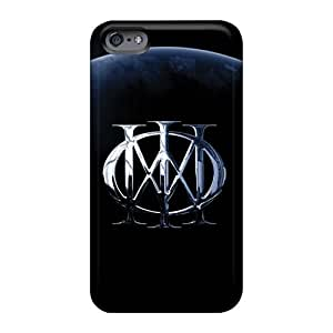 MarcClements Apple Iphone 6 Scratch Resistant Hard Phone Cover Provide Private Custom High-definition Dream Theater Band Image [arH19908oton]