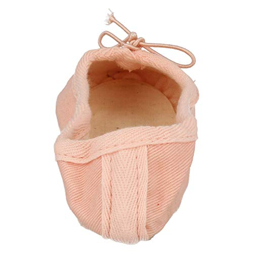 Pink On Canvas Shoes Childrens Spot Ballet Soft Sole wIqfdBn