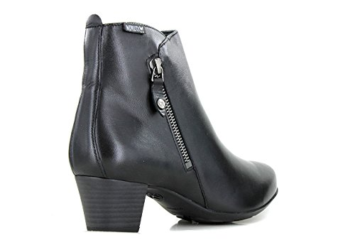 Bottines Femme Boots MELODIA MEPHISTO Black YPwqFn5FH