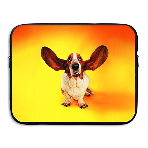 Laptop Sleeve Bag Funny Dog Clip Arts Cover Computer Liner Package Protective Case Waterproof Computer Portable -